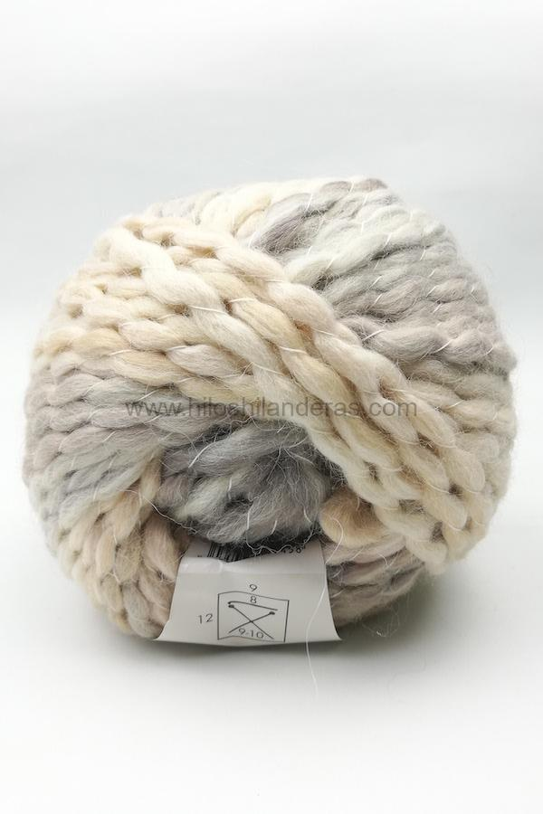 Madeja de lana Rubí Alpaca Power 150 gr Standard 100 by Oeko-Tex color beige