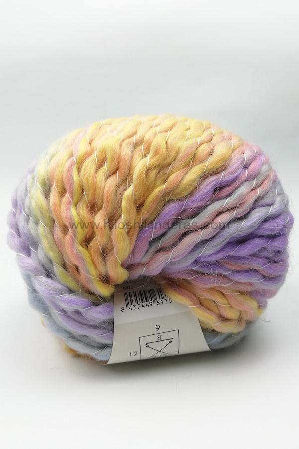 Madeja de lana Rubí Alpaca Power 150 gr Standard 100 by Oeko-Tex color malva